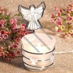Guardian Angel Place Card Holder Candles