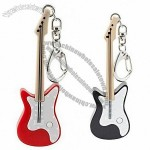 Guitar LED Keychain