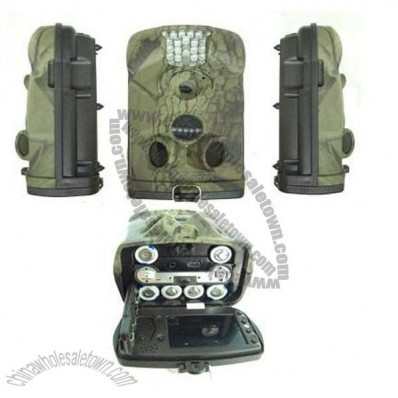 HD 1080p Video (1440*1080,1280*720) MMS 12MP Hunting Camera