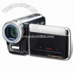 HD DV Camcorder with 20x Super Zoom and 3.0-inch Touch LCD