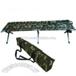 HEAVY DUTY FOLDING CAMPING COT