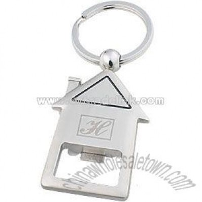 HOUSE SHAPED BOTTLE OPENERS