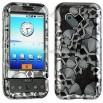 HTC G1 Skull-design Crystal Hard Case
