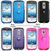 HTC Magic G2/ myTouch Rubberized Crystal Hard Case