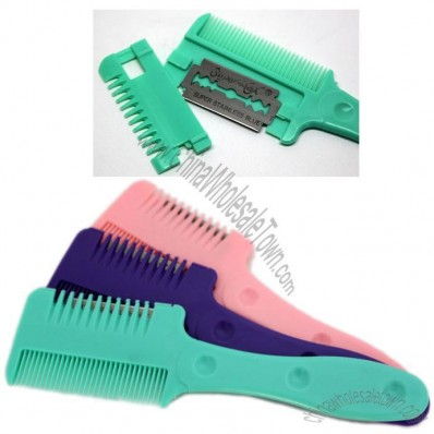 Hair Thinning Comb - Double Blade
