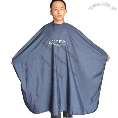 Hairdressing cape hair salon cutting cape polyester 260T pongee waterproof