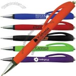 Halcyon Rubberized Click Pen