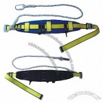 Half Waist Safety Belt With Waist Protector