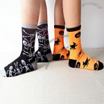 Halloween Cotton Socks For Girl