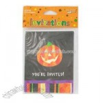 Halloween Fun Party Invitations