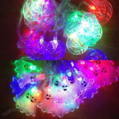 Halloween Ghost Light String