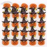 Halloween Party LED Flashing Badge