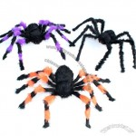 Halloween Plush Spider