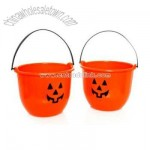 Halloween Pumpkin Bucket