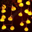 Halloween Pumpkin Decorative Light String