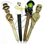 Halloween Resin Ballpoint Pen