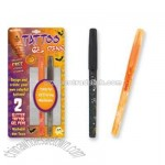 Halloween Tattoo Gel Pens
