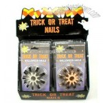 Halloween Trick or Treat Nails