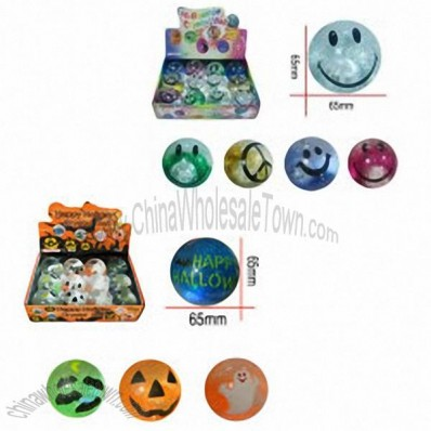 Halloween Water Bouncing Ball