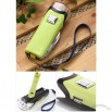 Hand Crank Flashlight With USB Port Charge
