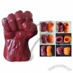 Hand Fist Shaped Can Holder Stress Toy