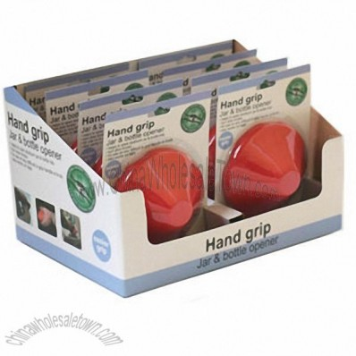 Hand Grip Jar and Bottle Opener