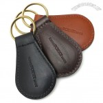 Hand Made Genuine Leather Key Chain Belt Loop Key Holder