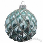 Hand Painted Christmas Glass Ball Ornaments