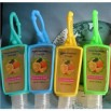 Hand Sanitizer with Silicone Cove Holders