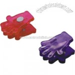 Hand Shaped Plastic Clip