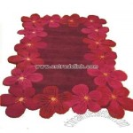 Hand Tufted Acrylic Children Carpet / Rug