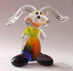 Hand-blown Glass Animal Glass Handicrafts