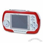 Handheld Game with Various Classic Games Installed, Easy to Carry, Brain Trainer