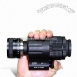 Handheld Nightvision Monocular with Built-in 5mW Infrared Illuminator