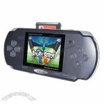 Handheld Pocket Player with Installed Games and Lithium Battery, Easy to Carry