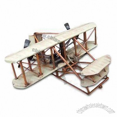 Handmade Old Fashion Metal Plane