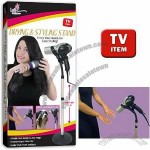 Hands Free Adjustable Hair Drying & Styling Stand