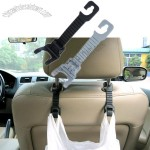 Handy Hook for Auto Headrest