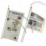 Hanger Newspaper Holder