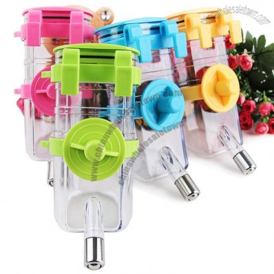 Hanging Pet Drinking Bottle