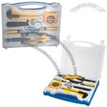Hardware Tool Set with Plastic Box