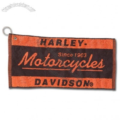 Harley-Davidson Motorcycles Bar Towels