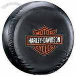 Harley-Davidson shield logo Spare Tire Cover