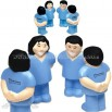 Healthcare Worker Stress Ball - Male & Female
