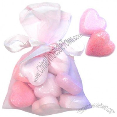 Heart Bath Fizzers Pack