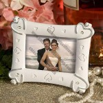 Heart Design Place Card/Photo Frames