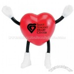 Heart Man Stress Balls