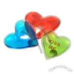 Heart Reusable Hand Warmers - Small, Medium, Large