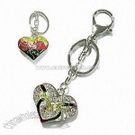 Heart Shaped Fancy Keychains