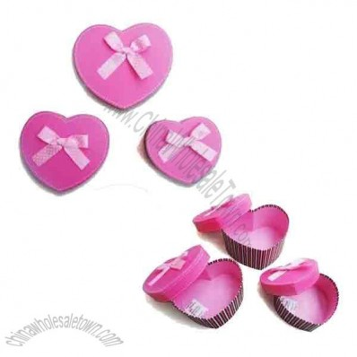 Heart Shaped Jewelry Boxes